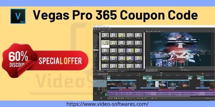 Vegas Pro 365 Coupon Code