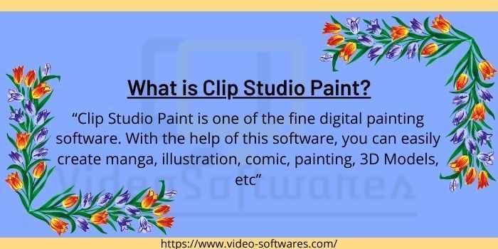 What is Clip Studio Paint