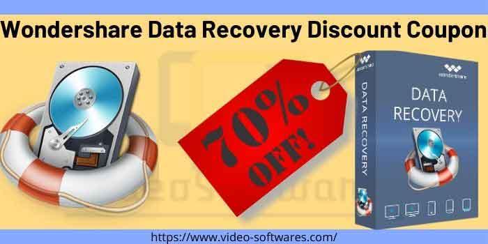 Wondershare Data Recovery Discount