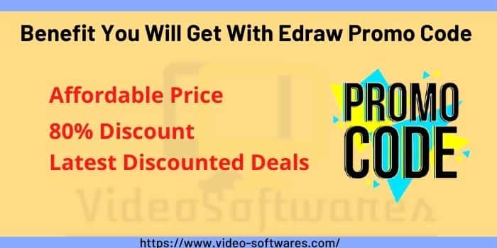 Benefit You Will Get With Edraw Promo Codes