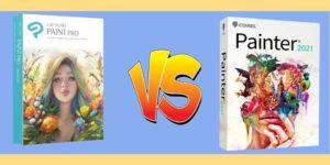 Clip Studio Paint Vs Corel Painter 2021- Which Is The Best Digital Painting Software?
