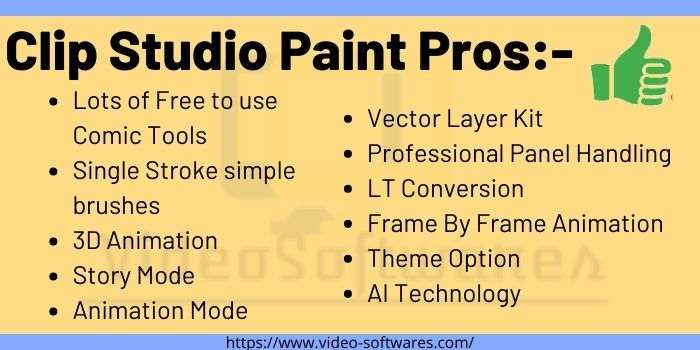 Clip Studio Paint Pros