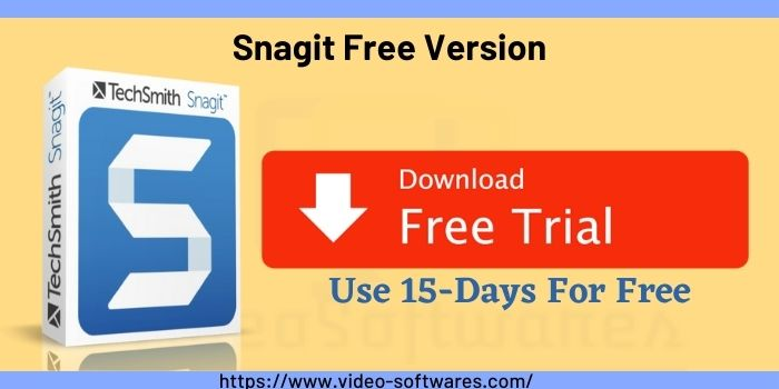 Snagit Free Trial