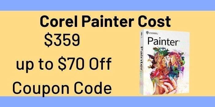 Corel Painter Discount Code
