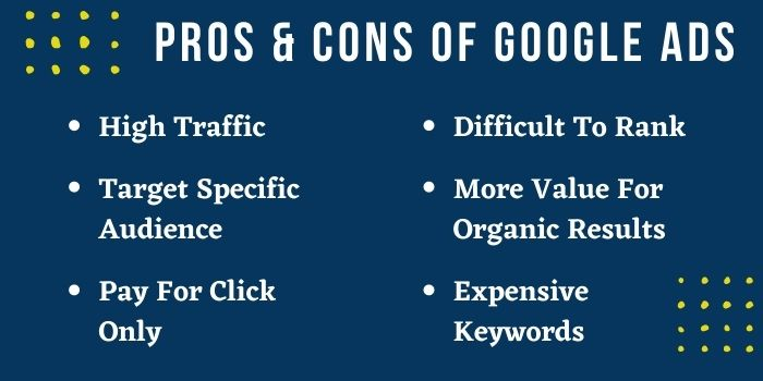Pros & Cons Of Google Ads